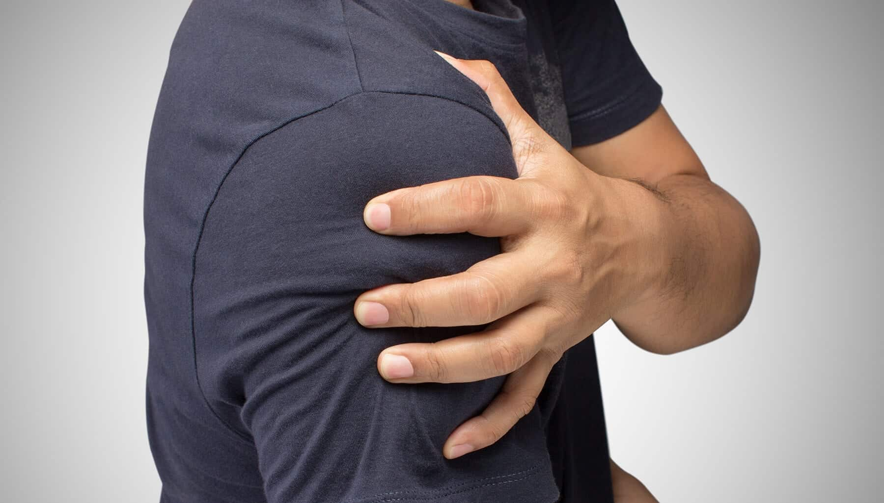 shoulder pain from sleeping on side
