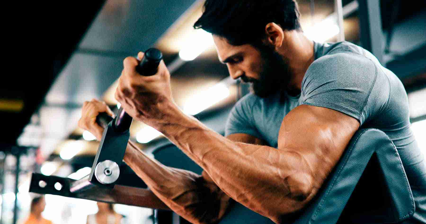 how to prevent bicep tear