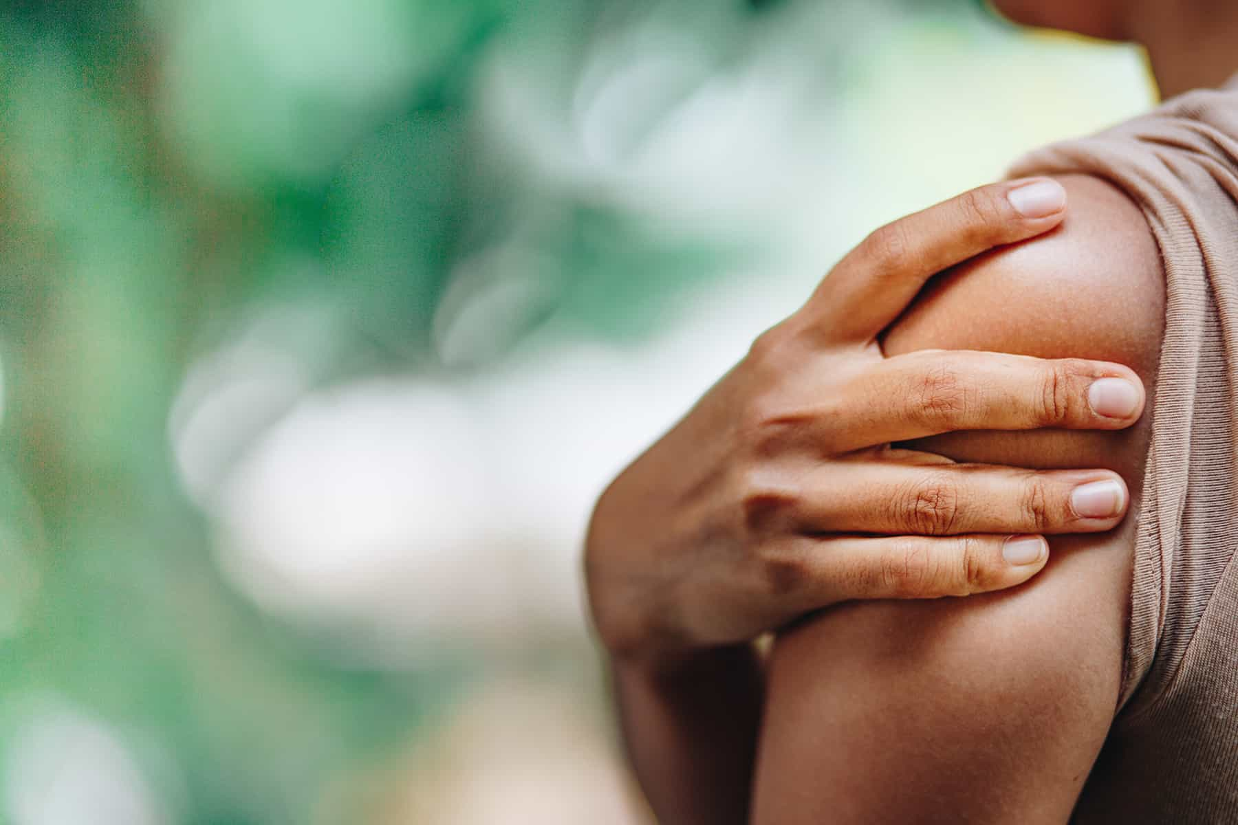 shoulder impingement recovery time