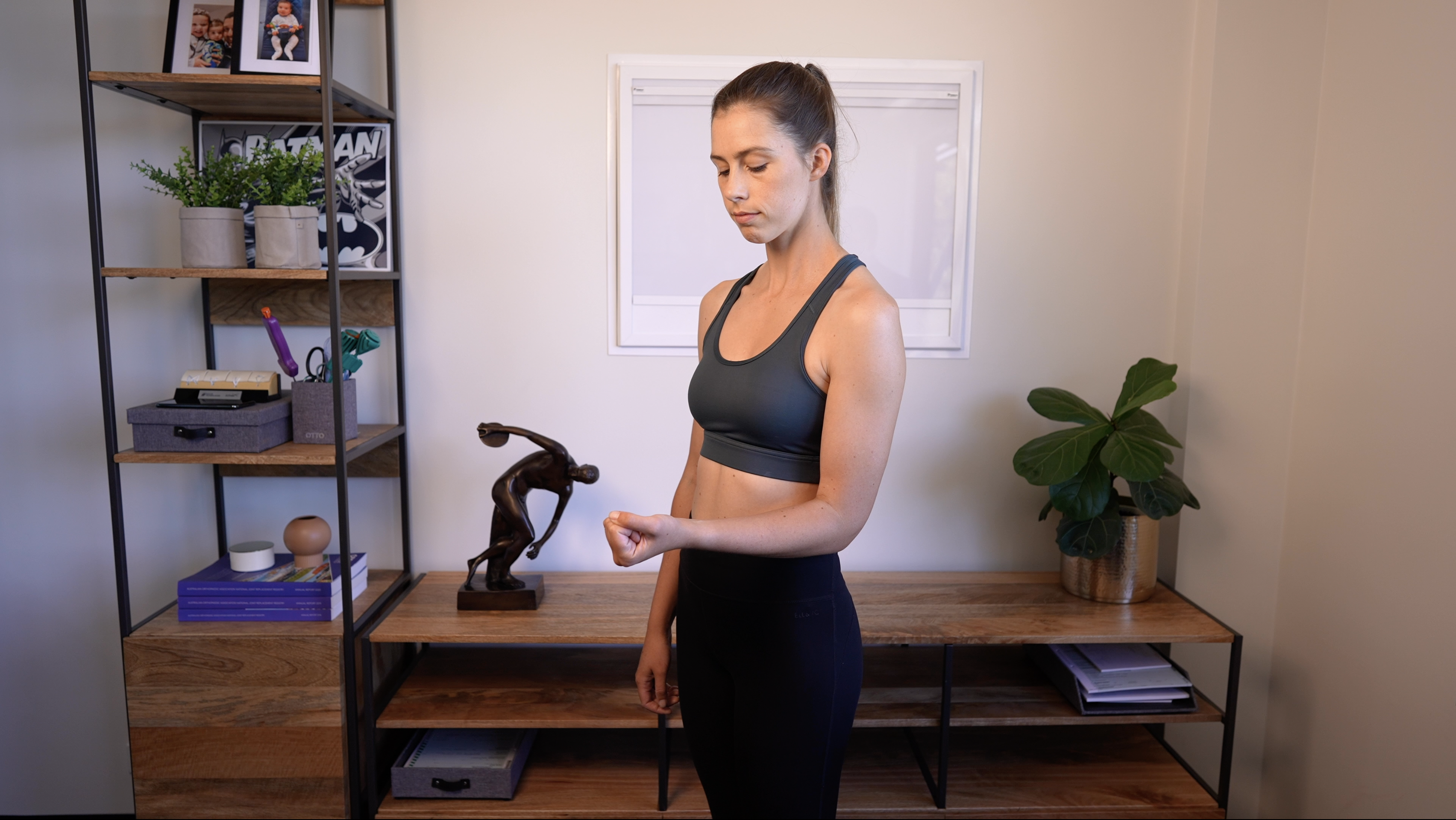 Post-op exercises